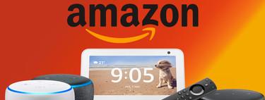 Semana de Black Friday 2019: ofertas en altavoces Amazon Echo y Fire TV , dispositivos compatibles con Apple Music y Apple TV+