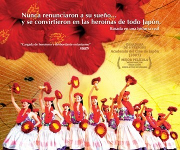 Trailer y póster del film japonés 'Hula Girls', que se estrena el día 25