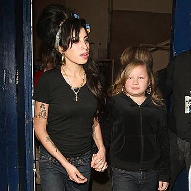 ¡Horror! ¡Amy Winehouse crea tendencia!