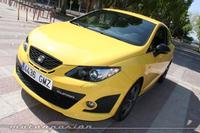 SEAT Ibiza Cupra, prueba (parte 2)