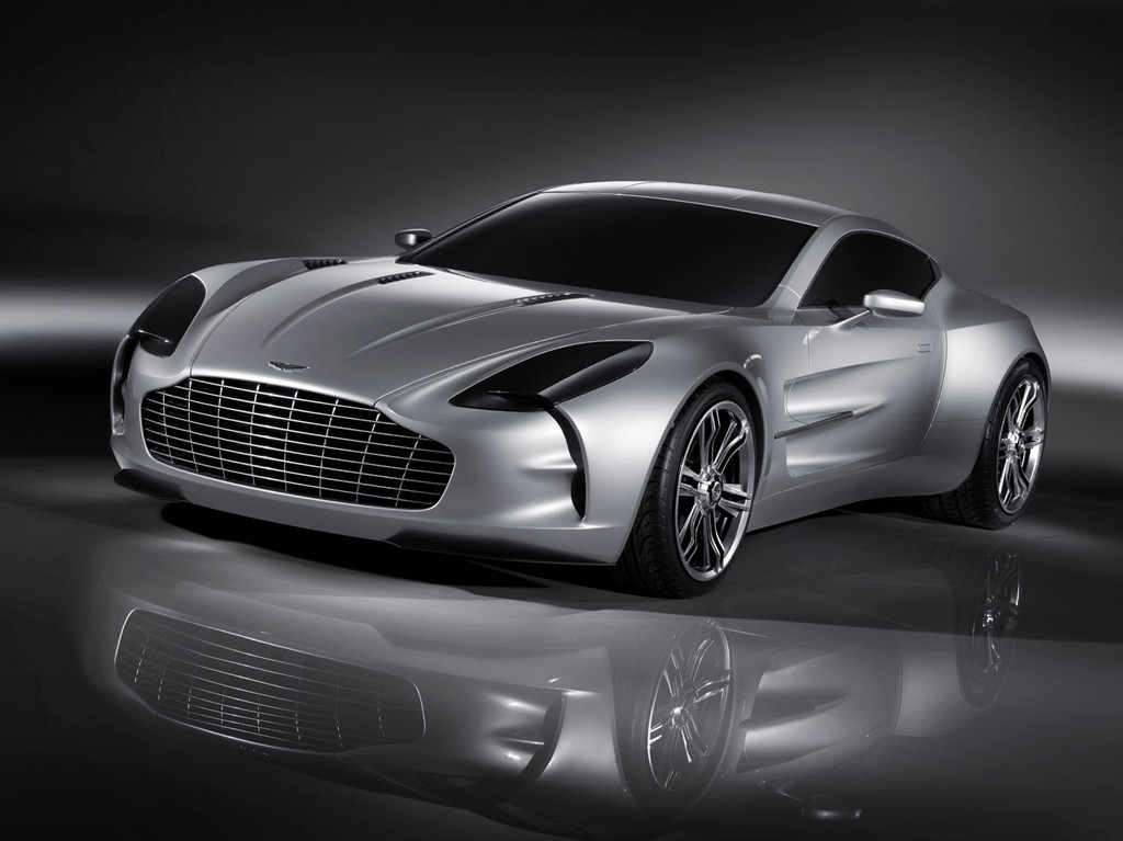 Foto de Aston Martin One-77 (17/20)