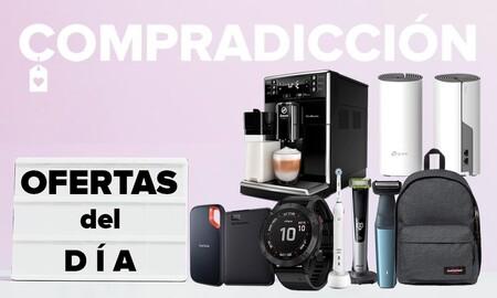 Ofertas del día en Amazon: relojes Garmin, conectividad TP-Link, cafeteras De'Longhi y cuidado personal Philips y Braun a precios rebajados