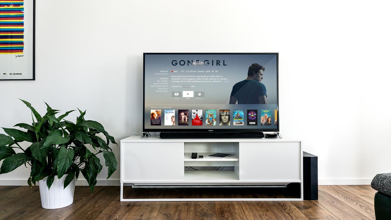 como descargar netflix smart tv samsung