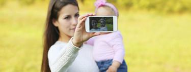Una madre descubre horrorizada fotos de su bebé en un sitio pedófilo