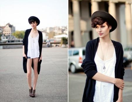 Las 10 bloggers con más estilo de 2009, Lisa M.