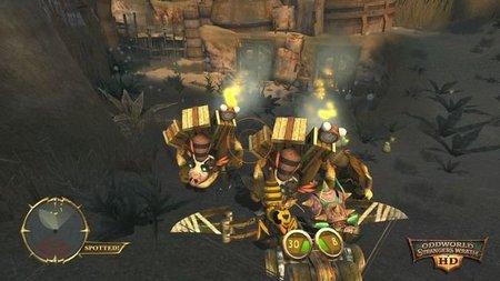 Just Add Water busca editor ajeno a Microsoft para publicar el 'Oddworld: Stranger's Wrath HD' en Xbox 360