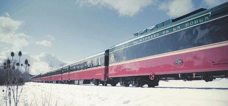 El Expreso de La Robla, viaja en un ferrocarril clásico por el norte de España