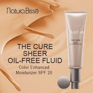 The Cure Sheer Fluid de Natura Bissé, las hidratantes con color son para el verano