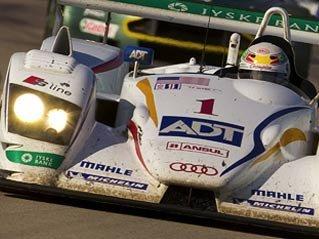 Kristensen bate el récord de Le Mans