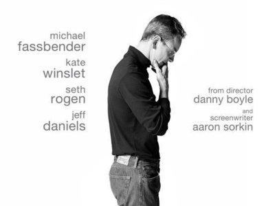 'Steve Jobs', cartel del biopic dirigido por Danny Boyle con Michael Fassbender