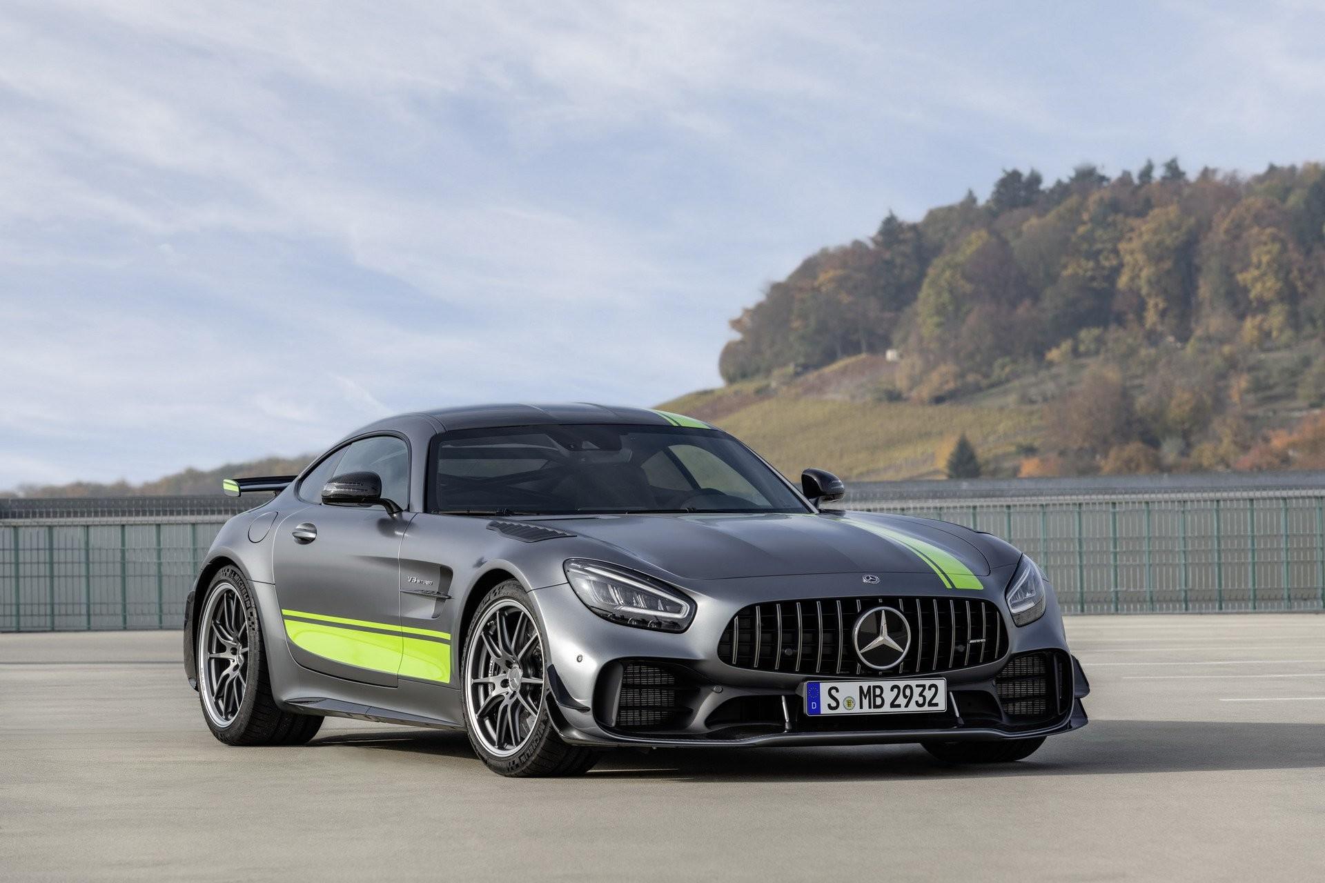 Foto de Mercedes-AMG GT 2020 (33/44)