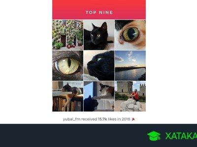 Cómo hacer tu Top Nine 2018 de Instagram desde el móvil o el PC