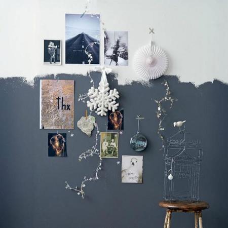 paredes a medio pintar