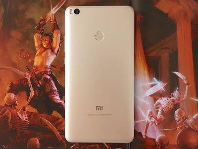 Xiaomi Mi Max 2, análisis: un gigante para irse al fin del mundo