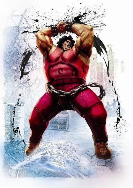 Ultra Street Fighter IV presenta a Hugo