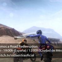 Jugamos en directo a Road Redemption a las 19:00h (las 12:00h en Ciudad de México)