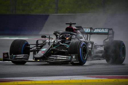 Hamilton Hungria F1 2020