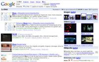 Google extra, extensión de Firefox para crear un mashup de servicios de Google