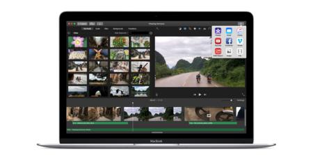 iMovie para Mac se actualiza, ahora comenzar un proyecto es mucho más rápido