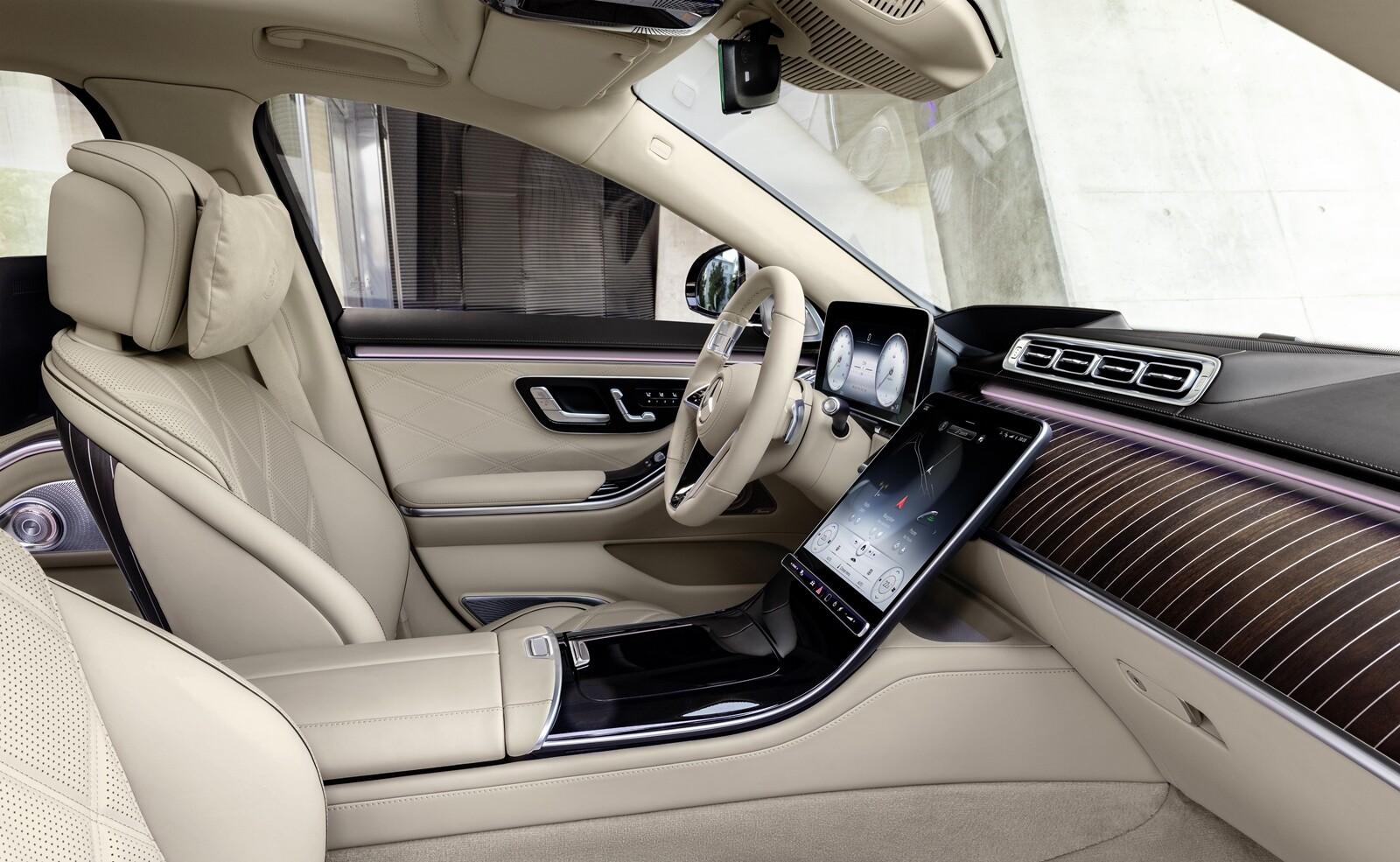 Foto de Mercedes-Maybach Clase S 2021 (10/43)