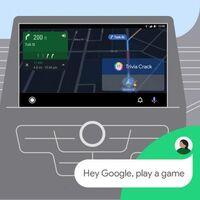 Llega la revolución a Google Android Auto, con videojuegos para el coche y otras funcionalidades