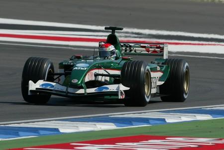 Wilson Jaguar F1 2003
