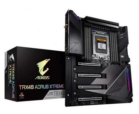 Gigabyte TRX40 Aorus Xtreme
