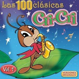 Escucha las canciones de Cri-Cri el Grillito Cantor