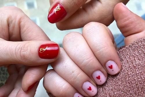 21 manicuras sencillas para lucir en San Valentín que puedes hacerte tú misma en casa