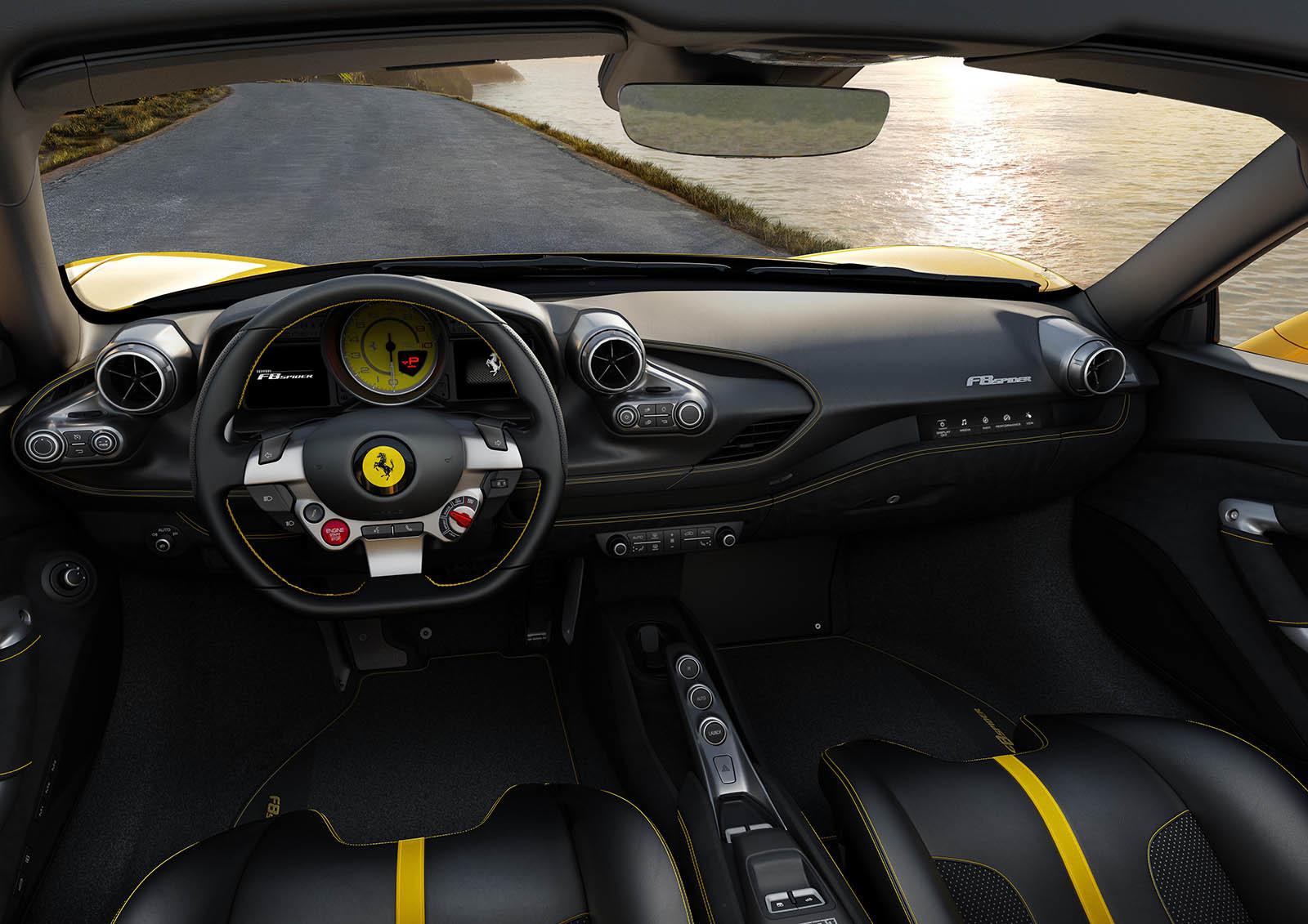 Foto de Ferrari F8 Spider (9/10)
