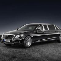 Venderle limusinas a Kim Jong-un está prohibido: Daimler no sabe cómo consiguió sus Mercedes-Maybach
