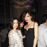 Nieves Alvarez y Adriana Carolina Herrera