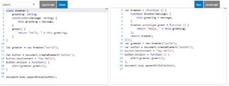 Web Typescript2 Play