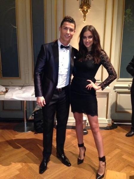 Irina Shayk, eso sí que es aprovechar la fama para hacer justicia