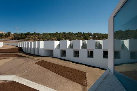 residencia minimalista - 2