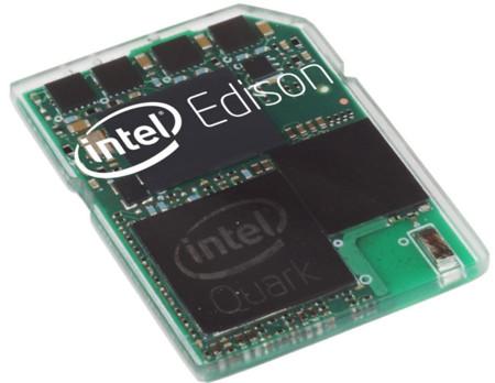 """Intel Edison es el triunfo de la miniaturización para una nueva era de los """"wearables"""""""