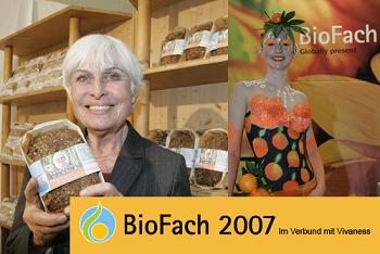 BioFach 2007, la gran feria ecológica