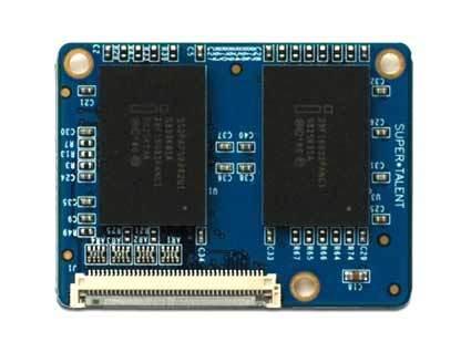 Memorias SSD minúsculas, de Super Talent