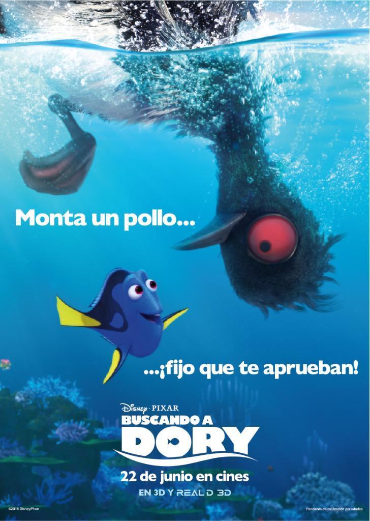 Foto de 'Buscando a Dory', carteles (10/14)