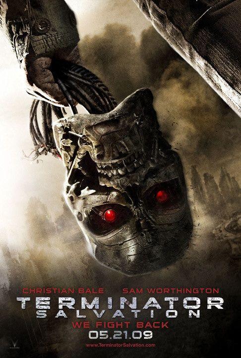 'Terminator Salvation', carteles