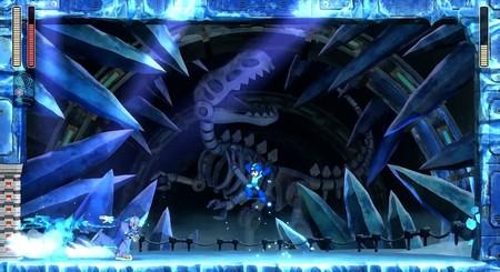 Mega Man 11 Tundra Man