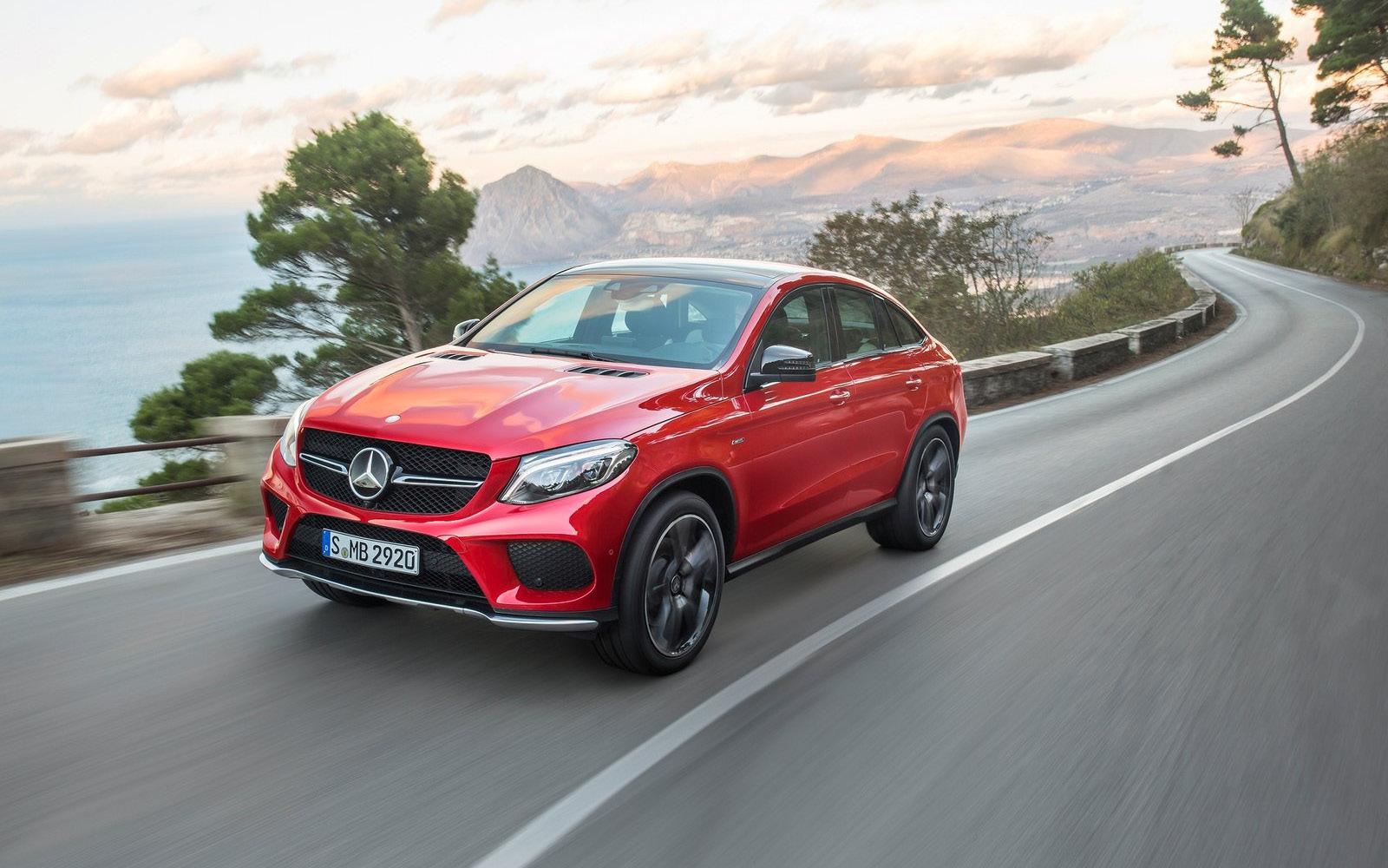Foto de Mercedes-Benz GLE Coupé (7/31)
