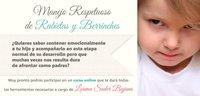 Curso online sobre manejo respetuoso de rabietas y berrinches