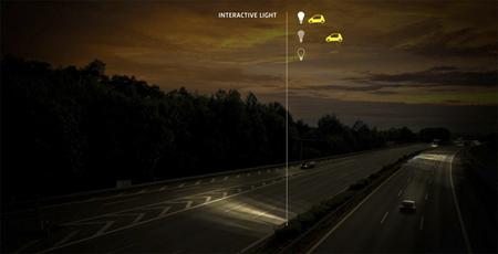 Un interesante estudio de diseño nos muestra un concepto de autopistas inteligentes