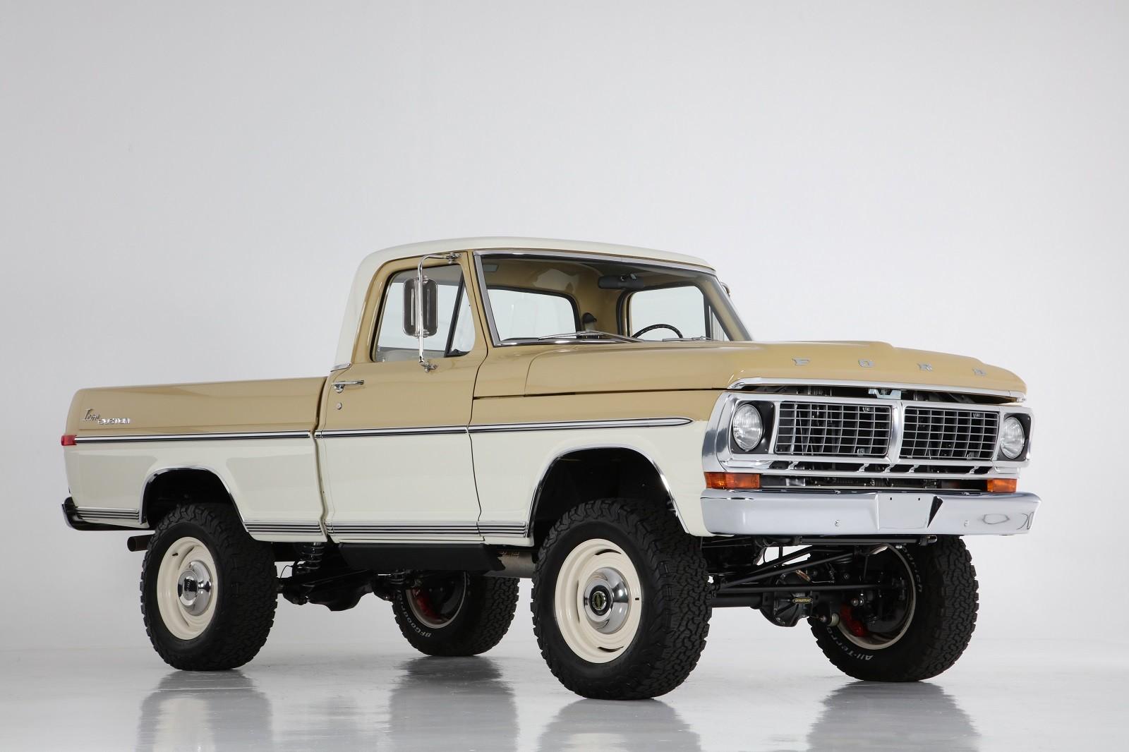 Foto de ICON 4x4 Ranger 1970 Reformer Series (10/38)