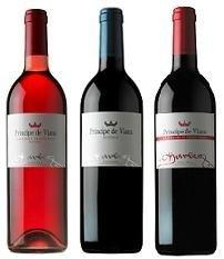 Los vinos de Bodegas Príncipe de Viana representan la D.O. de Navarra