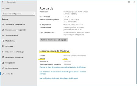 Mi Version De Windows 10