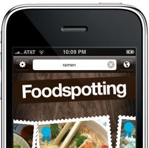 Foodspotting, ¿red social de platos de comida?