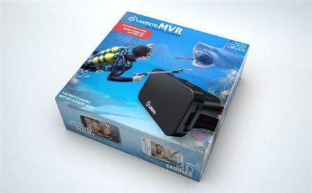 LakentoMVR, usando nuestro smartphone o tablet para la realidad virtual