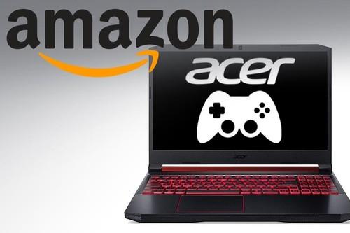 11 portátiles Acer para jugar y trabajar en oferta en la Semana Gaming de Amazon